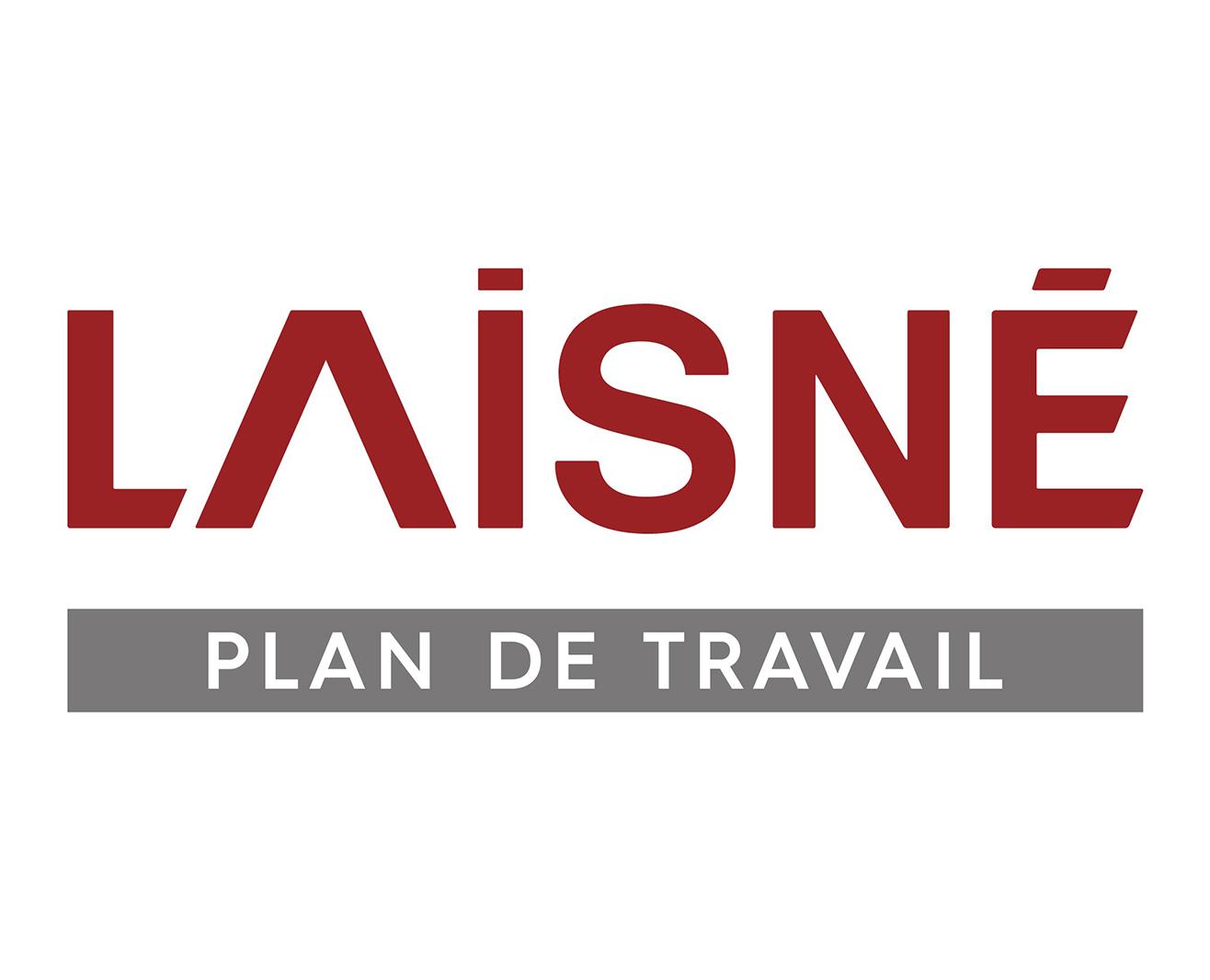 LAISNE PLAN DE TRAVAIL