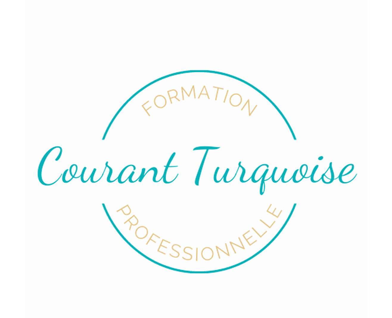 COURANT TURQUOISE